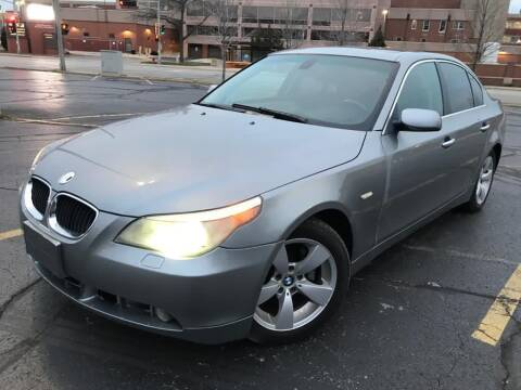2004 BMW 5 Series for sale at Your Car Source in Kenosha WI