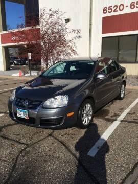 2010 Volkswagen Jetta for sale at Specialty Auto Wholesalers Inc in Eden Prairie MN