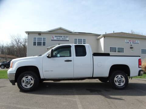 2013 GMC Sierra 2500HD for sale at SOUTHERN SELECT AUTO SALES in Medina OH