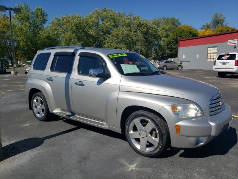 2007 Chevrolet HHR for sale at Stach Auto in Janesville WI