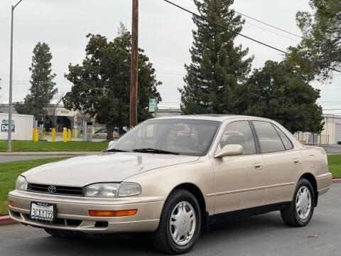 1993 Toyota Camry for sale at AutoAffari LLC in Sacramento CA
