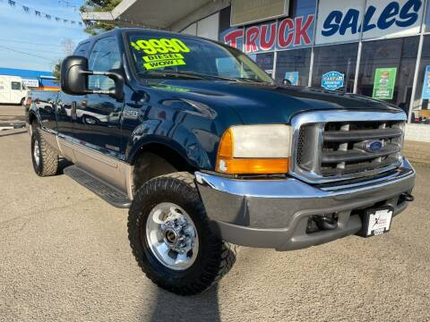 1999 Ford F-250 Super Duty for sale at Xtreme Truck Sales in Woodburn OR