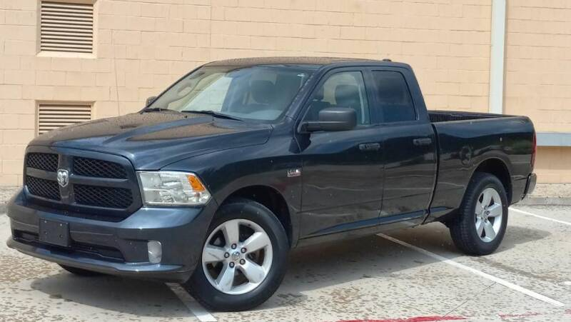 2013 RAM Ram Pickup 1500 for sale at Executive Motor Group in Houston TX