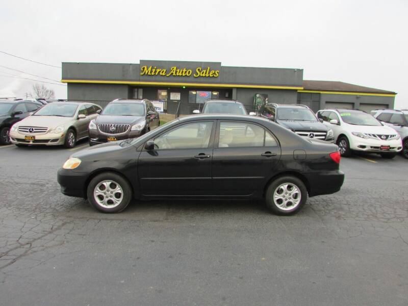 2003 Toyota Corolla for sale at MIRA AUTO SALES in Cincinnati OH