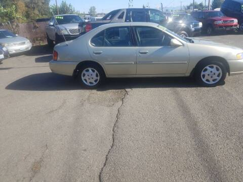 1998 Nissan Altima for sale at Bonney Lake Used Cars in Puyallup WA