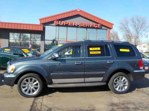 2007 Chrysler Aspen for sale at Super Service Used Cars in Milwaukee WI