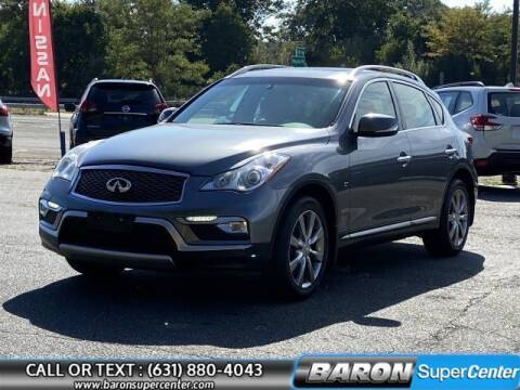 2016 Infiniti QX50 for sale at Baron Super Center in Patchogue NY