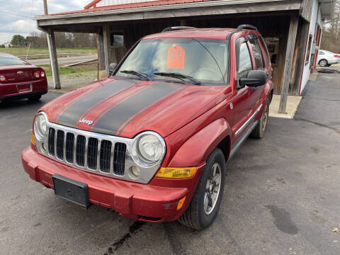 2005 Jeep Liberty for sale at Best Buy Auto Sales in Midland OH
