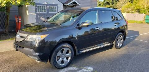 2009 Acura MDX for sale at Seattle Motorsports in Shoreline WA