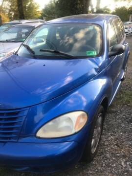 2003 Chrysler PT Cruiser for sale at PREOWNED CAR STORE in Bunker Hill WV