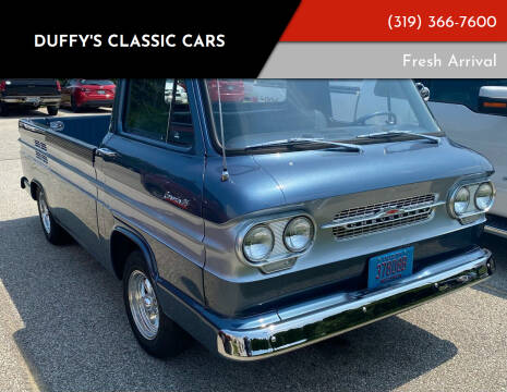 1963 Chevrolet Corvair for sale at Duffy's Classic Cars in Cedar Rapids IA