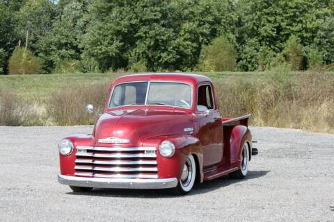 1950 Chevrolet 3100 for sale at NJ Enterprises in Indianapolis IN
