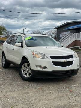 2011 Chevrolet Traverse for sale at Best Cars Auto Sales in Everett MA