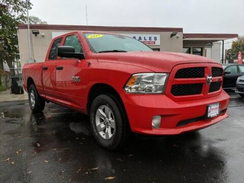 2017 RAM Ram Pickup 1500 for sale at PAYLESS CAR SALES of South Amboy in South Amboy NJ