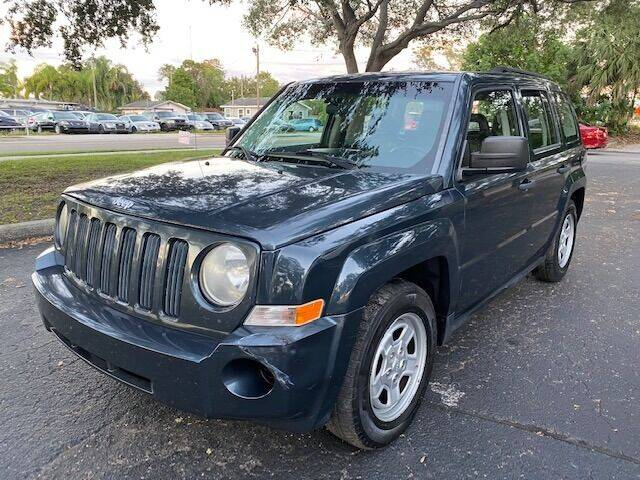 2008 Jeep Patriot for sale at Florida Prestige Collection in St Petersburg FL