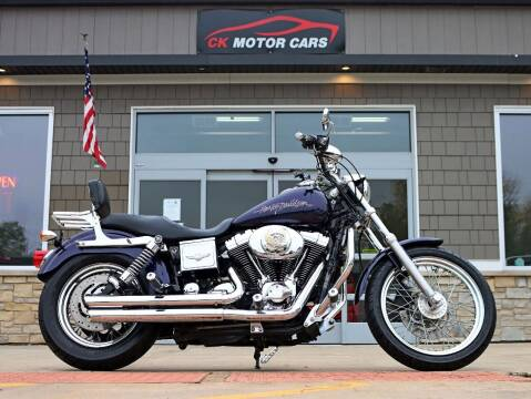 2004 HARLEY DAVIDSON DYNA LOW RIDER for sale at CK MOTOR CARS in Elgin IL