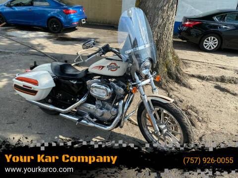 2009 Harley-Davidson XL883L for sale at Your Kar Company in Norfolk VA