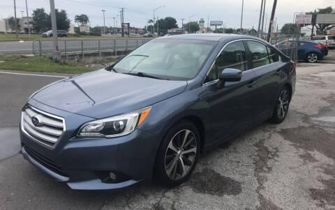 2017 Subaru Legacy for sale at Reliable Motor Broker INC in Tampa FL