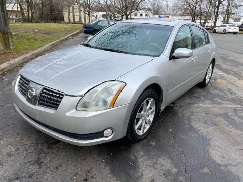 2004 Nissan Maxima for sale at Car Plus Auto Sales in Glenolden PA