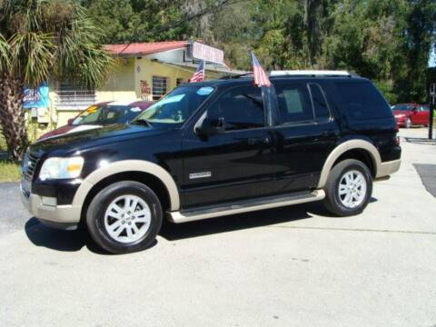 2006 Ford Explorer for sale at VANS CARS AND TRUCKS in Brooksville FL
