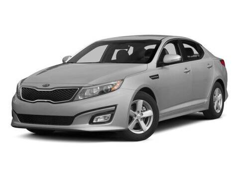 2015 Kia Optima for sale at Park Place Motor Cars in Rochester MN