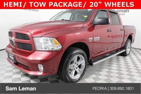 2014 RAM Ram Pickup 1500 for sale at Sam Leman Chrysler Jeep Dodge of Peoria in Peoria IL