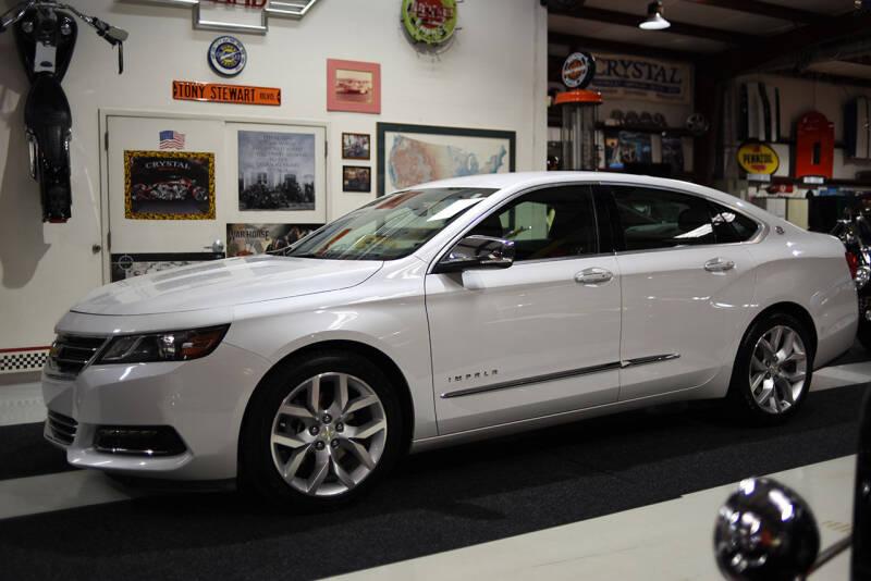 2017 Chevrolet Impala for sale at Crystal Motorsports in Homosassa FL