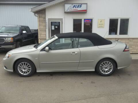 2008 Saab 9-3 for sale at A Plus Auto Sales/ - A Plus Auto Sales in Sioux Falls SD