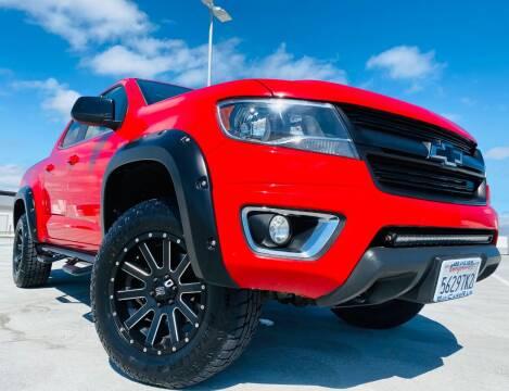 2015 Chevrolet Colorado for sale at Bay Cars R Us in San Jose CA
