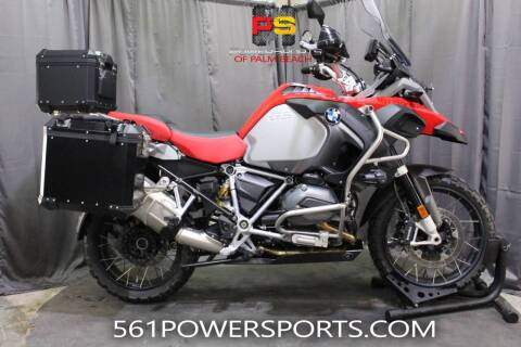 2018 BMW R 1200 GS Adventure for sale at Powersports of Palm Beach in Hollywood FL