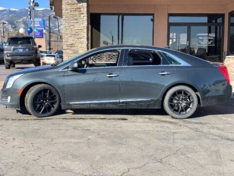 2014 Cadillac XTS for sale at Lakeside Auto Brokers Inc. in Colorado Springs CO