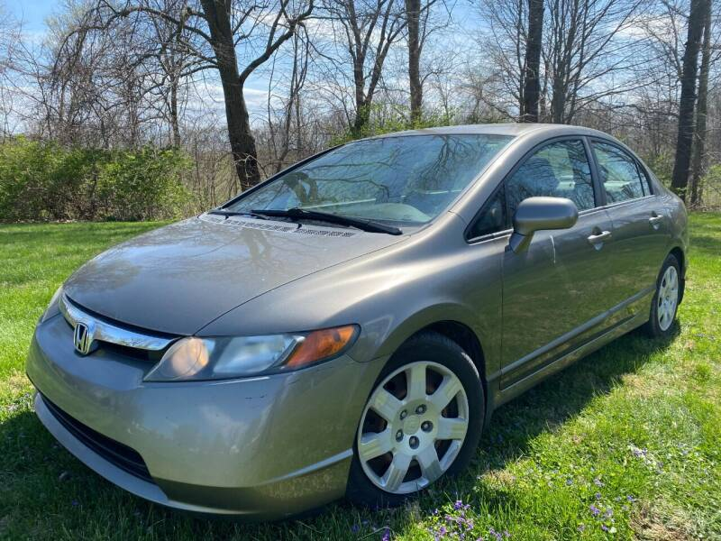2008 Honda Civic for sale at Kenny Vice Ford Sales Inc - USED Vehicle Inventory in Ladoga IN