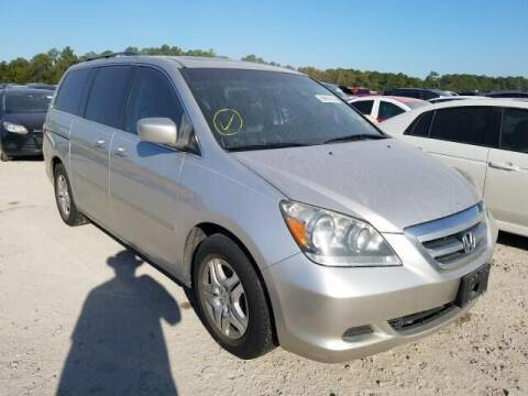 2007 Honda Odyssey for sale at Discount Auto Mart LLC in Houston TX