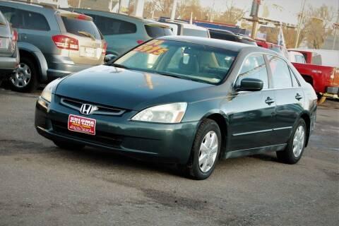 2004 Honda Accord for sale at SOLOMA AUTO SALES in Grand Island NE