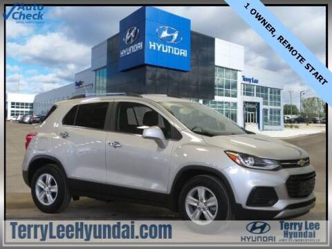 2017 Chevrolet Trax for sale at Terry Lee Hyundai in Noblesville IN