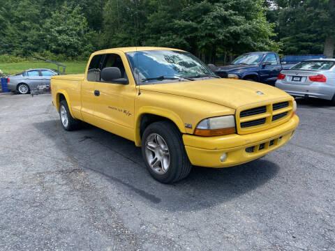 1999 Dodge Dakota for sale at Deals On Wheels LLC in Saylorsburg PA