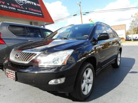 2008 Lexus RX 350 for sale at Super Sports & Imports in Jonesville NC