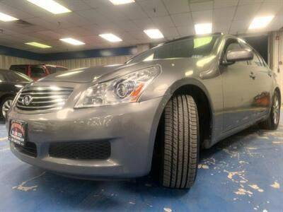2008 Infiniti G35 for sale at Millennium Auto Group in Lodi NJ