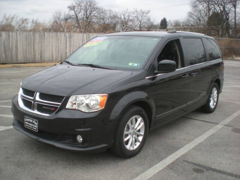 2018 Dodge Grand Caravan for sale at 611 CAR CONNECTION in Hatboro PA