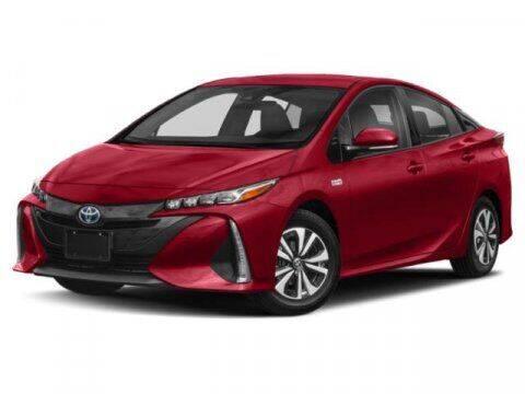 2018 Toyota Prius Prime for sale at DAVID McDAVID HONDA OF IRVING in Irving TX