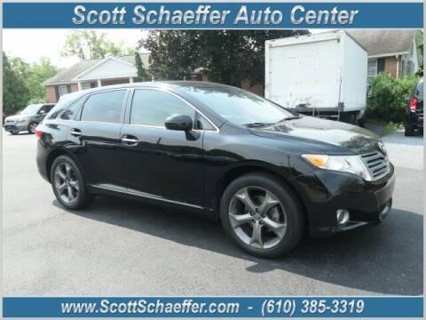 2010 Toyota Venza for sale at Scott Schaeffer Auto Center in Birdsboro PA