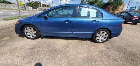 2010 Honda Civic for sale at Tims Auto Sales in Rocky Mount NC