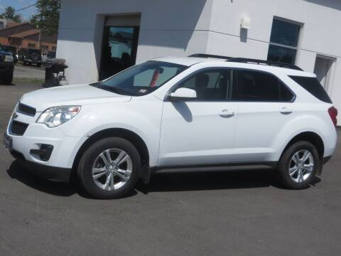 2013 Chevrolet Equinox for sale at Price Auto Sales 2 in Concord NH