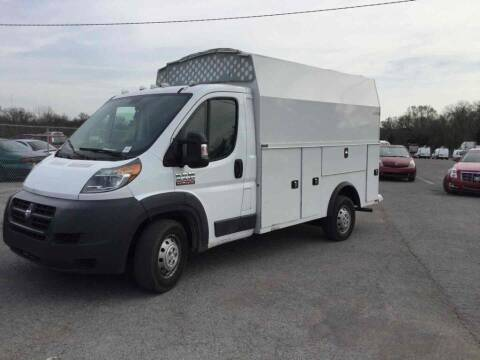 2017 RAM ProMaster Cutaway Chassis for sale at Smart Chevrolet in Madison NC