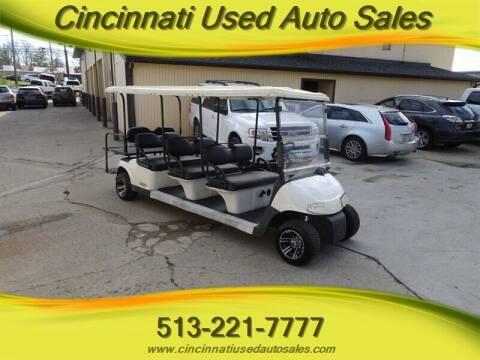 2011 E-Z-GO RXV Extended for sale at Cincinnati Used Auto Sales in Cincinnati OH