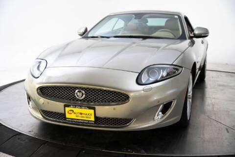 2012 Jaguar XK for sale at AUTOMAXX MAIN in Orem UT