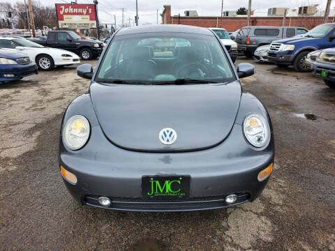 2005 Volkswagen New Beetle for sale at Johnny's Motor Cars in Toledo OH