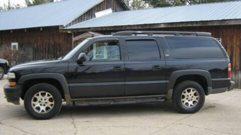 2006 Chevrolet Suburban for sale at Spear Auto Sales in Wadena MN
