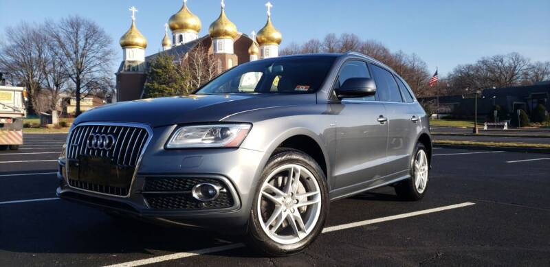 2014 Audi Q5 for sale at Car Leaders NJ, LLC in Hasbrouck Heights NJ