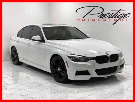 2013 BMW 3 Series for sale at Prestige Motorsport in Rancho Cordova CA